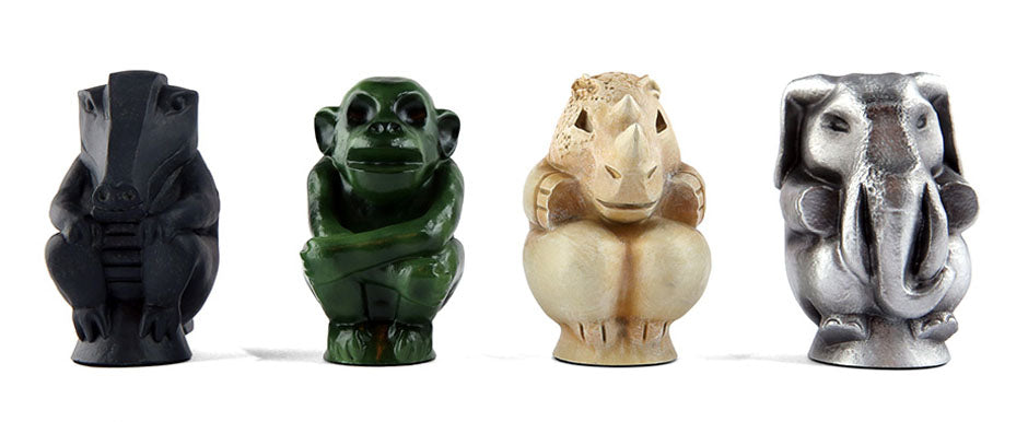 Jumanji Totem Playing Pieces