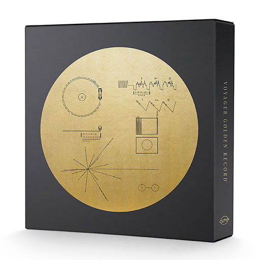 Voyager Golden Record Vinyl