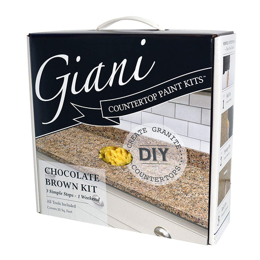 DIY Fake Granite Countertop Paint Kit