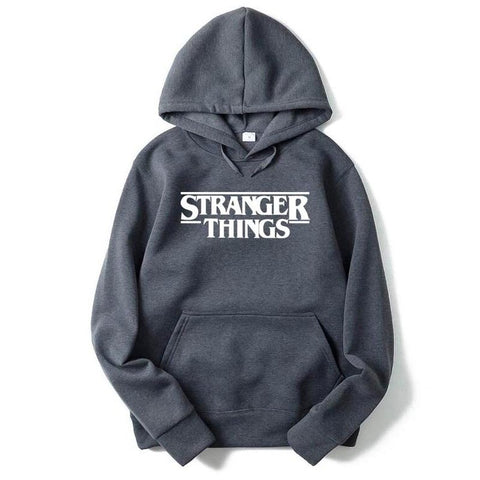 Hoodies Stranger Things Hoodie Sweatshirts