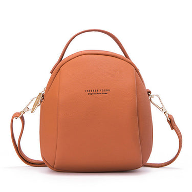 WEICHEN Bag Women Leather Small Shoulder Crossbody Bags Female Purse Ladies Mini Tote Bag