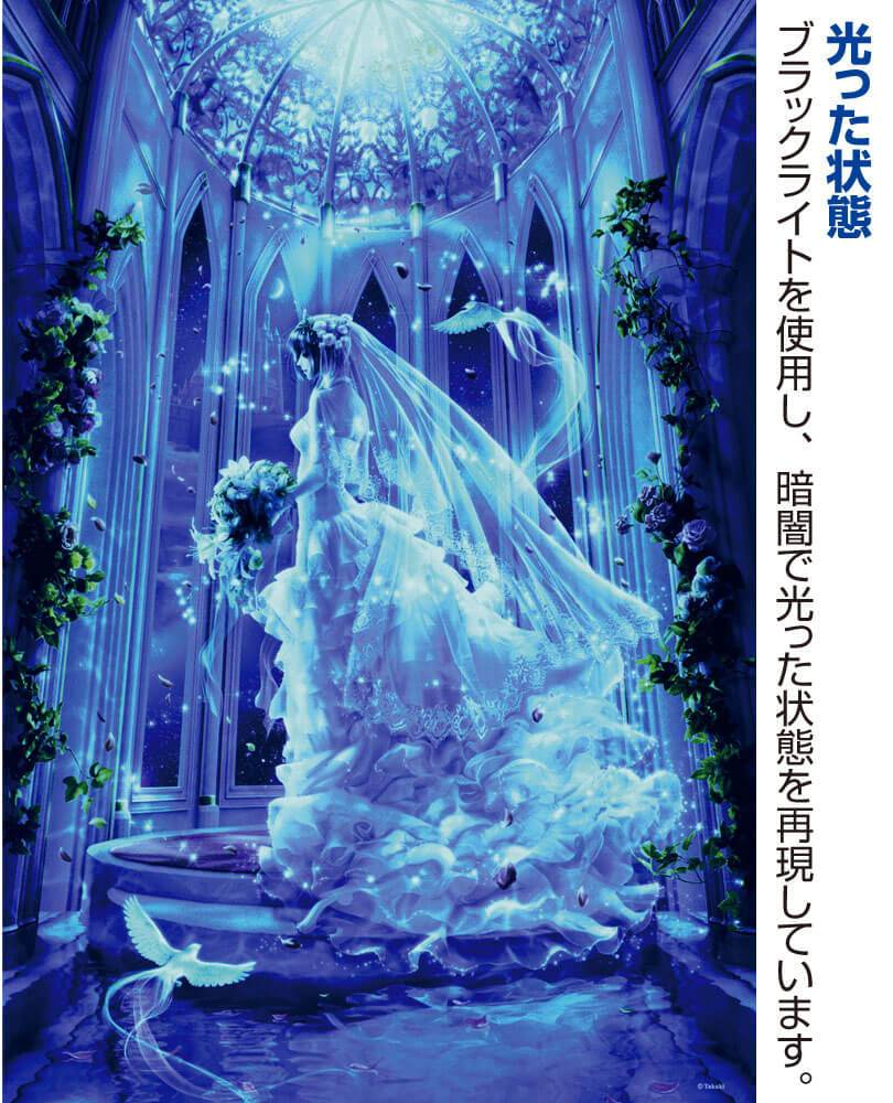 BEV-43-319 Beverly • Takaki • Eternity 300 Pieces Jigsaw Puzzle