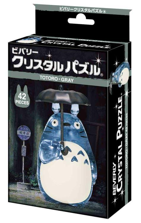 BEV-50235 Beverly • My Neighbor Totoro • Blue Totoro 3D Puzzle