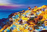 BEV-S62-522 Beverly • Scenery • Twilight Santorini 2000 Pieces Jigsaw Puzzle