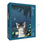 REN-R-300-1695 Renoir • Wachifield • Summer Night 300 Pieces Jigsaw Puzzle