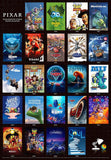 TEN-D-1000-065 Tenyo • Pixar Poster Collection 1000 Pieces Jigsaw Puzzle