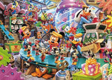 TEN-D-108-774 Tenyo • Mickey & Friends • Mickey's Toy Factory 108 Pieces Jigsaw Puzzle