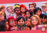 TEN-D-300-010 Tenyo • Wreck-it Ralph • I'm Also a Princess 300 Pieces Jigsaw Puzzle