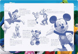 TEN-DC-40-010 Tenyo • Mickey & Friends • Friends of Mickey Mouse Clubhouse 40 Pieces Jigsaw Puzzle-JIGZLE