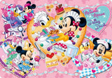 TEN-DC-40-134 Tenyo • Minnie & Daisy • Adorable 40 Pieces Jigsaw Puzzle