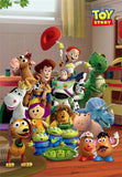TEN-DSG-500-432 Tenyo • Toy Story • To New Friends 500 Pieces Jigsaw Puzzle