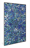 Louise Numina - Bush Medicine Leaves -140x85cm - Alexandria Shop