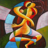 Lovers Abstract I
