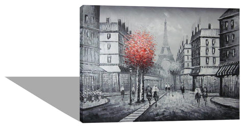SALE 30% OFF - Eiffel Tower Street