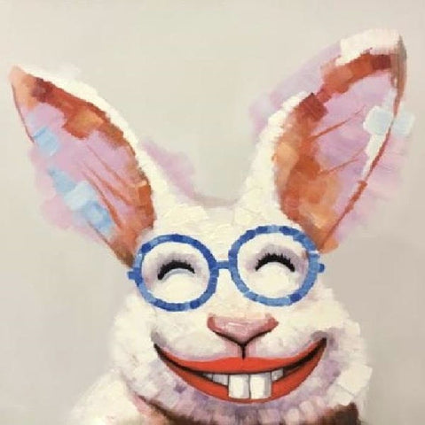 Nerdy Rabbit