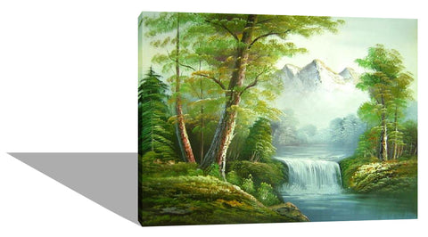 SALE 30% OFF - Green Forest