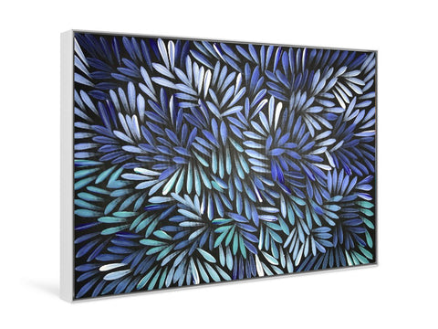 Sharon Numina - Bush Medicine Leaves- 38 x 53cm Maroubra Shop