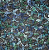 Sharon Numina - Bush Medicine Leaves - 59 x 58cm