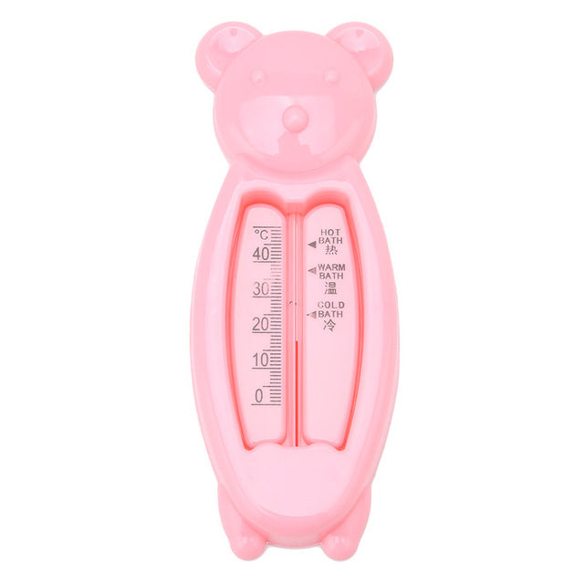 Floating Bear Baby Water Thermometer - Joy & Ethel