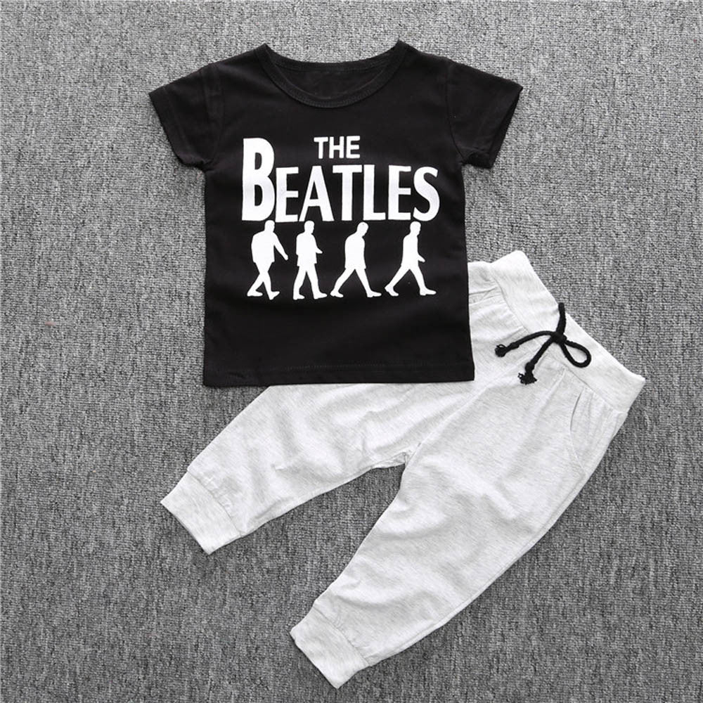 Boy Clothing Set - Joy & Ethel