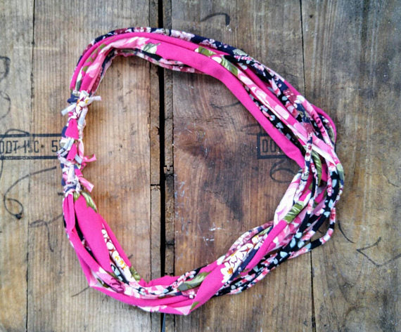 Sweet and Savage Infinity Scarf