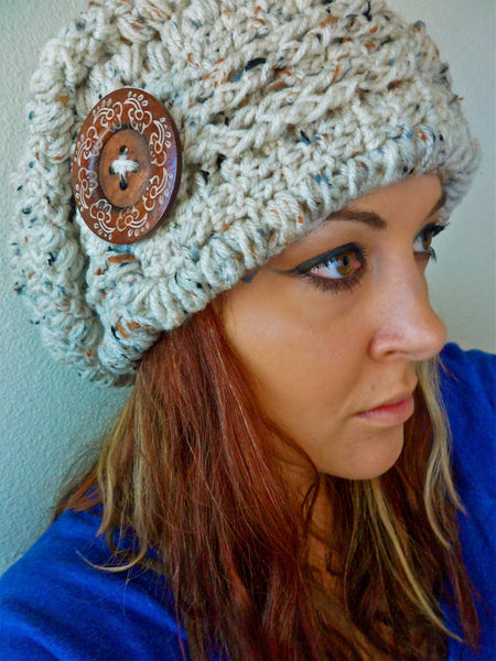 Classic Slouch Hat