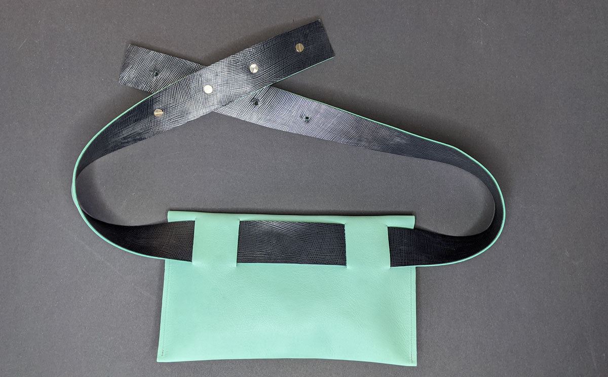 Mint Belt Bag