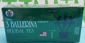 3 Ballerina Herbal Tea (IN STORE PURCHASE ONLY)