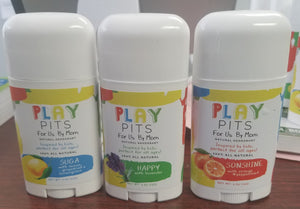 Play pits deodorant (IN STORE PURCHASE ONLY)