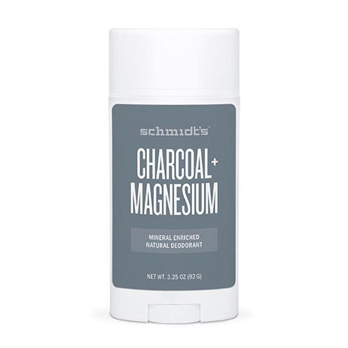 Charcoal and Magnesium Natural Deodorant