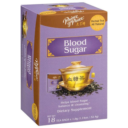 Blood Sugar Tea