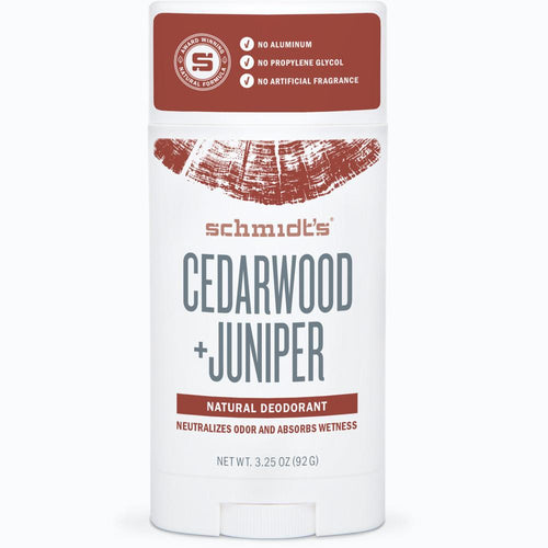 Cedarwood +Junpier natural deodorant