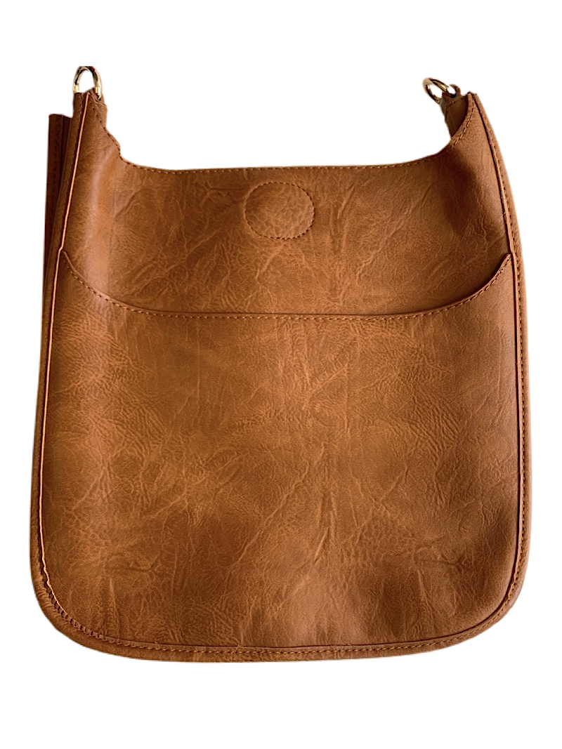 Camel Purse - No Strap - Choose Strap Separately - 2 Sizes