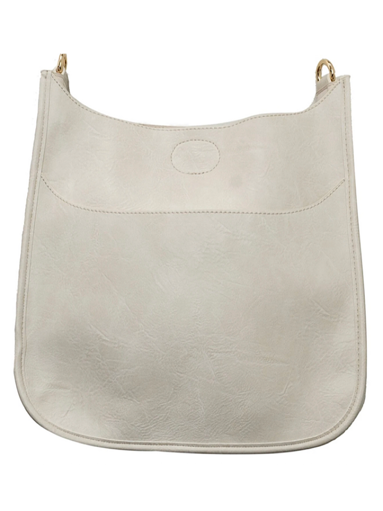 Cream Purse - No Strap - Choose Strap Separately - 2 Sizes