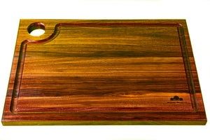 Edge Grain Cutting Board (3 Styles)
