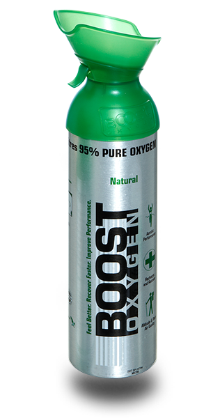 Boost Oxygen - 95% pure Oxygen in a can – BoostOxygenNZ