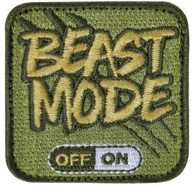 Beast Mode Patch
