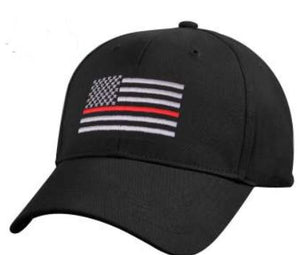Thin Red Line Flag Cap