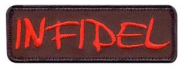 Infidel Morale Patch