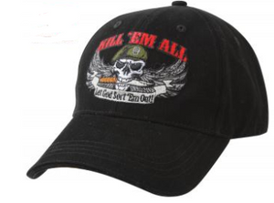 Kill 'Em All Cap