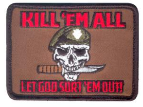 Kill 'Em All Patch
