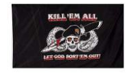 Kill 'Em All Flag