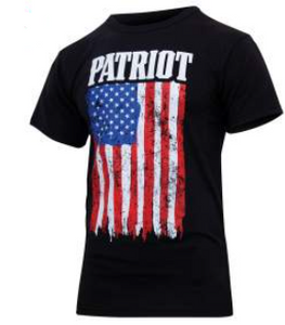 Patriot US Flag T-Shirt