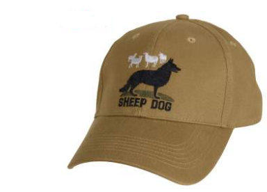 Sheep Dog Cap