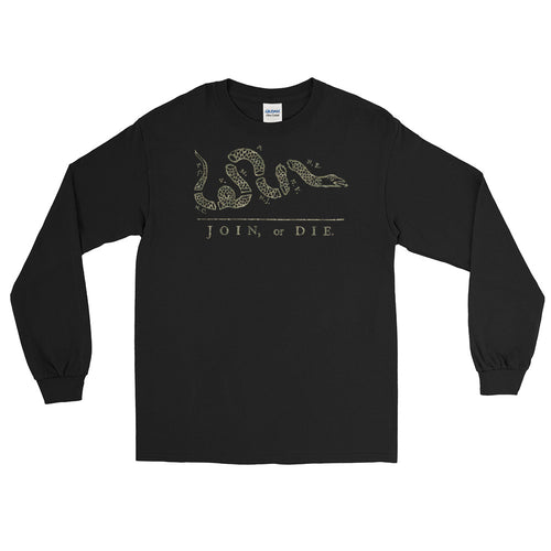 Join or Die Multicam - Long Sleeve Shirt
