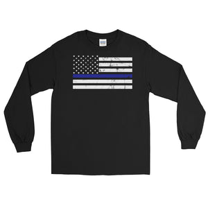 Thin Blue Line Long Sleeve Shirt