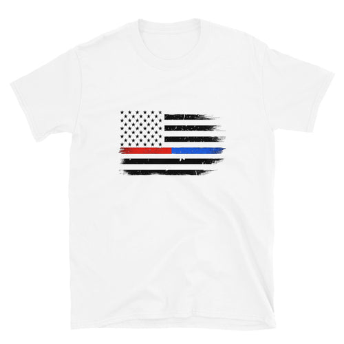 White First Responders Shirt