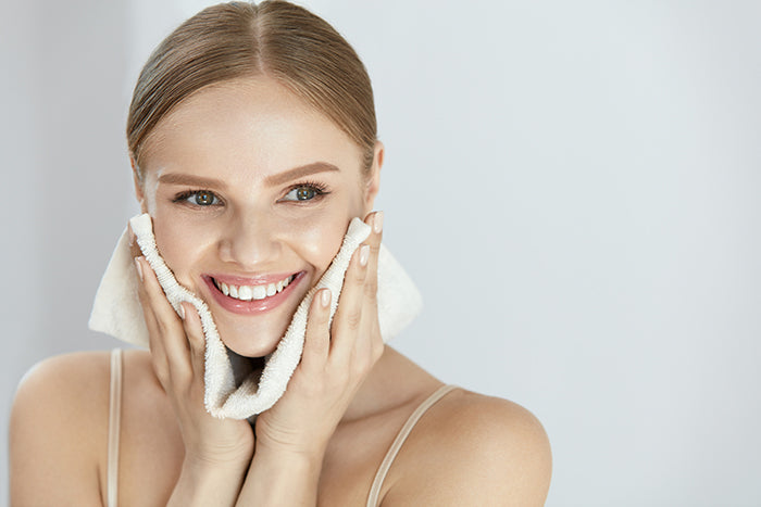 use gentle cleansers