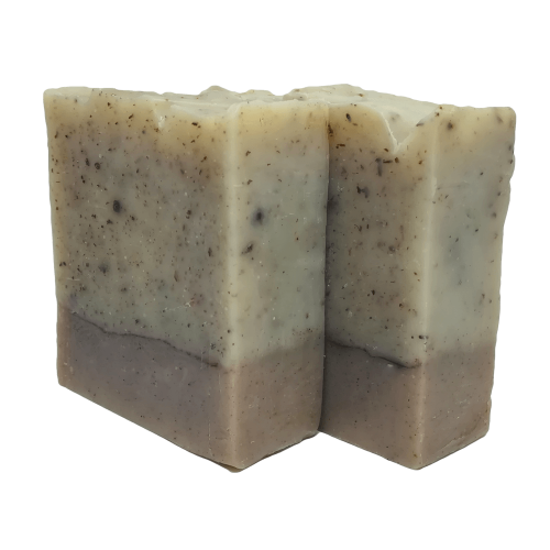 organic pomegranate soap