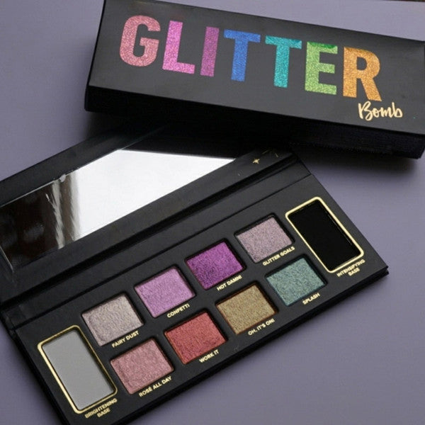 Too-Faced Glitter Bomb PRISMATIC Eyeshadow Palette